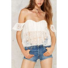 White Off Shoulder Zipper Back Sexy Lace Blouse (22 PAB) ❤ liked on Polyvore featuring tops, blouses, white, off shoulder lace top, white blouse, off shoulder blouse, white off shoulder top and lace off the shoulder top