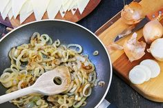 Pan-Fried Onion Dip Recipe ~The Vanilla Bean Blog's