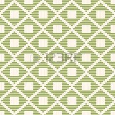 flat stitch: Abstract pattern. Japanese Kogin embroidery. Traditional ornament Ishi-datami. Geometric illustration. Simple asian ornament for stitching.