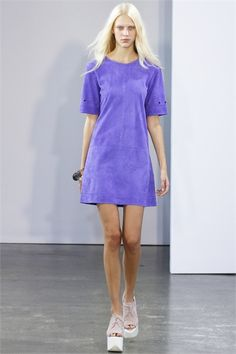 Victoria by Victoria Beckham S/S 2013, NY Fashion Week