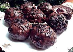 ennél finomabbat talán még nem is készítettem, megéri kipróbálni! Izu, Muffin, Cookies, Chocolate, Vegetables, Breakfast, Food, Candy, Crack Crackers