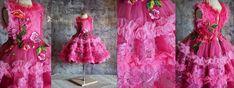 Photography Props, Fine Art Photography, Children Photography, Custom Dresses, Vintage Dresses, Fairytale Dress, Floral Gown, Baroque Fashion, Luxury Dress