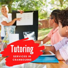 We offer private tutoring services to grade 3 to VCE. Our tutoring classes are taught by teachers who have extensive expertise teaching in their individual fields of study. Grade 3, Fields, Centre, College, Study, Teacher, Science, Math, University