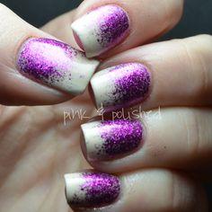 Pink & Polished:  #nail #nails #nailsart