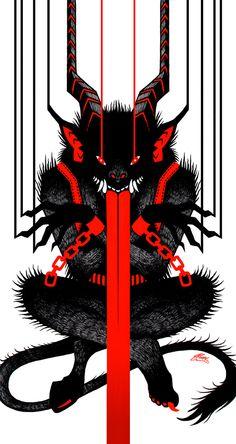 Gruss vom Krampus! by MacGreen.deviantart.com on @DeviantArt