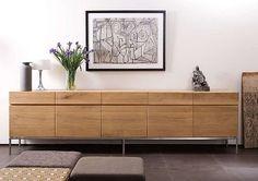 Asombrosos muebles de roble | Interiores