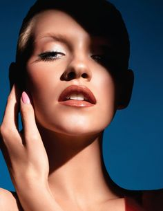 How beautiful is Ginta in our Summer 2012 campaign?