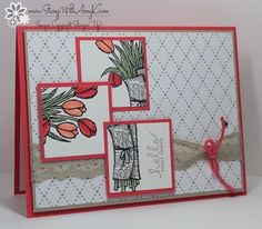 Love Is Kindness - Stampin' Up! - Stamp With Amy K