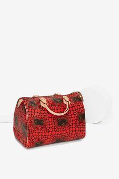 Vintage Louis Vuitton Kusama Waves Leather Bag | Shop Vintage at Nasty Gal