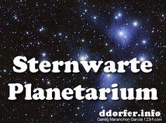 Am Freitag 08. Mai um 16 Uhr im Planetarium Recklinghausen: Sonne, Mond und Sterne ab 5 Jahre: http://duesseldorf-fuer-kinder.de/ausflugsziele/wo/sternwarte-planetarium