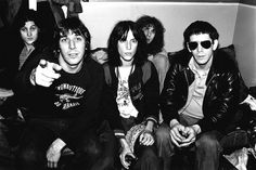 John Cale, Patti Smith, Lou Reed