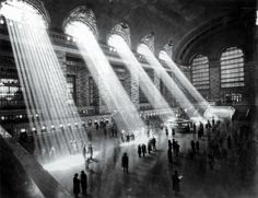 Grand Central Terminal, NYC, 1929.