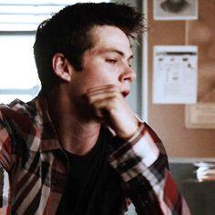 Dylan O'Brien as Stiles Stilinski Stiles Stilinski stilinski Teen Wolf Stiles, Scott E Stiles, Teen Wolf Boys, Teen Wolf Dylan, Teen Wolf Cast, Dylan O'brien, Stydia, Sterek, Dylan O Brien Cute