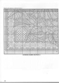 Summer Fairie - 3/5 Solo Patrones Punto Cruz (pág. 404) | Aprender manualidades es facilisimo.com