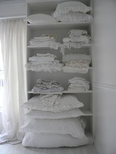 Linen cabinet ~ love ~❥