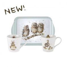 Mug and Tray Set   Wrendale Designs