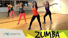 zumba dance workout for belly fat - YouTube