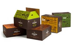 Packaging of the World: Creative Package Design Archive and Gallery: Krave