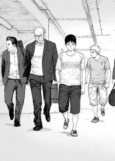 "Read manga Ajin Ajin 031 - Don't say ""lazy"" online in high quality"
