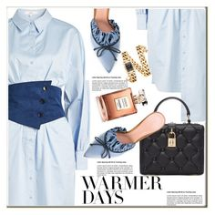 """""""Warmer Days Ahead: Spring Dresses"""" by duma-duma ❤ liked on Polyvore featuring TIBI, Marco de Vincenzo, Dolce&Gabbana, Chanel, Rebecca Minkoff and springdresses"""
