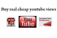 #BuyingYouTubeViews was once an easy, fast and effective way of getting views and boosting your popularity on YouTube.  http://www.tweetangels.com/youtube/