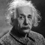 E' più facile spezzare un atomo che un pregiudizio.