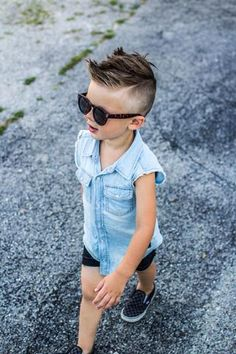 Chambray Sleeveless Vest Shoes Without Socks, Beau Hudson, Boy Poses, Sweet Nothings, Black Denim, Overall Shorts, Kids Fashion, Street Style