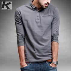 Free shipping mens fashion brief long-sleeve T shirts 2050