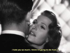 Gilda (1946) directed by Charles Vidor