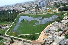 Aerial View [Pic: Shubho Banerjee]