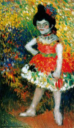 picasso -La bailarina