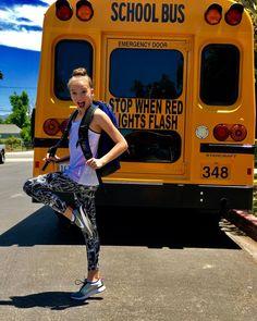 "26.5 mil Me gusta, 348 comentarios - Jayden Bartels (@missjaydenb) en Instagram: ""School orientation with my new @nike gear & Dualtone Racers  so excited! Can't wait to fill my…"""