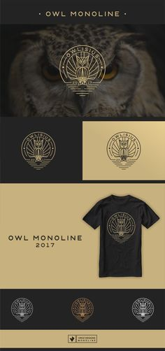 "Check out my @Behance project: ""OWL MONOLINE"" https://www.behance.net/gallery/60164019/OWL-MONOLINE"