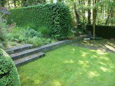 buro mien ruys - tuin & landschapsarchitekten - Tuin in Wageningen