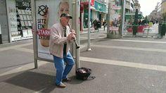 Straßenmusik in Wien (Klarinettenboy am Keplerplatz) Sony Xperia, Street, Music, Clarinet, Musica, Musik, Muziek, Music Activities, Walkway