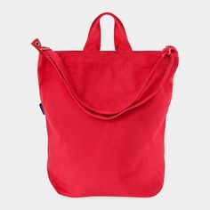 canvas duck bag | MoMA store