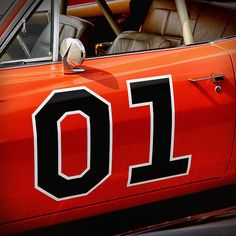 01 - The General Lee 1969 Dodge Charger - By Gordon Dean II