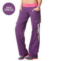 Craveworthy Cargo Pants | Zumba Fitness Store
