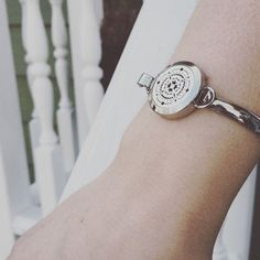 The Oily Amulet Design - Stainless Steel Diffuser Bracelet Essential Oil Jewelry, Essential Oil Diffuser, Essential Oils, Diffuser Jewelry, Diffuser Necklace, Locket Bracelet, Silver Lockets, Aromatherapy Oils, Stainless Steel Bracelet