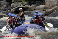 White Water Learning