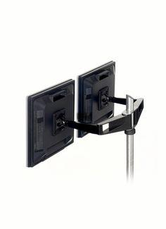 Suporte Monitor - Sapper™ Double Monitor Arm