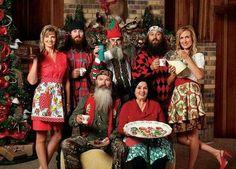 A Duck Dynasty Christmas