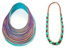 LANNO-LUISA HERCULANEAUM-BR leather jewelry