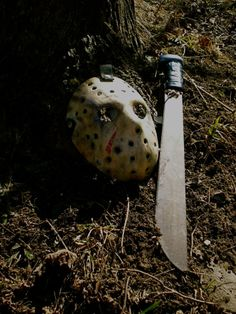 The Mask of Jason Voorhies