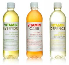 Before & After: Vitamin Well — The Dieline | Packaging & Branding Design & Innovation News