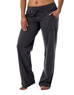 Danskin Now Women's Knit Lounge Pant, Plus size, Regular and Petite