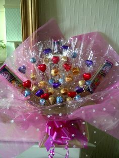 American Chocolate Bouquet