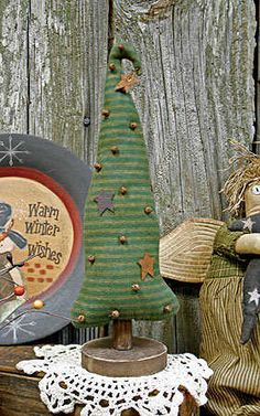 """primitive grungy christmas crafts 