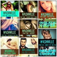 Books 1-8 from Bestselling Author Inglath Cooper's Nashville series. Also includes the 8 original theme songs for each book. A New Adult Contemporary Romance series set in the Heart of Country Music. . .Nashville. Bonus copy of novel Good Guys Love Dogs. Ever thought a dream might pass you by? Nineteen-year old CeCe Mackenzie is determined to make her dreams come true. She heads for Nashville with not much more to her name than a guitar, a Walker Hound named Hank Junior and an old car she'd…