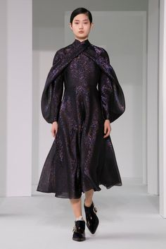 Josep Font's fall designs for the label. Delpozo